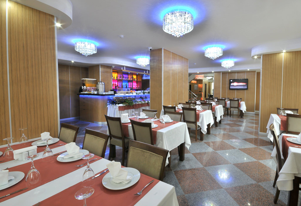 Rhiss Hotel Bostancı - RESTAURANT & BAR
