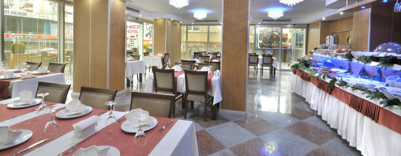 Rhiss Hotel Bostancı - Restaurant Bar