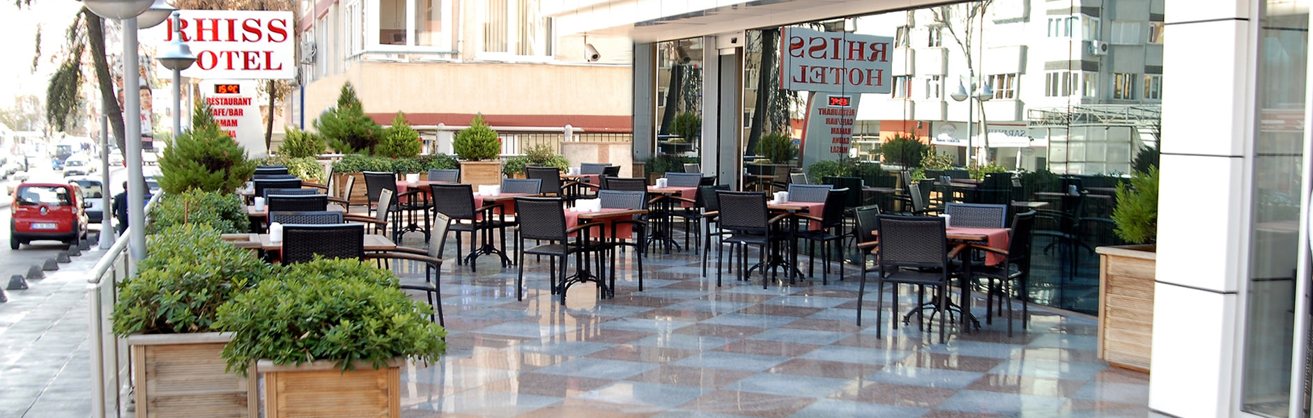 RHISS HOTEL BOSTANCI- Istanbul Anatolian Side Business Hotel - Comfort and Quality together..